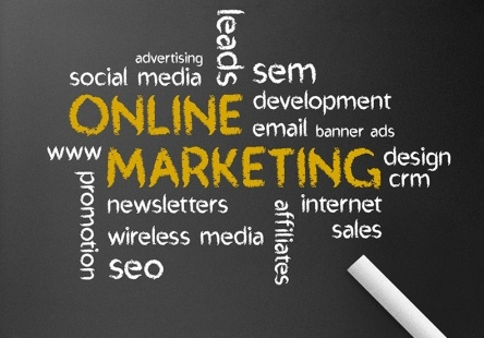 online marketing to sell your web presence