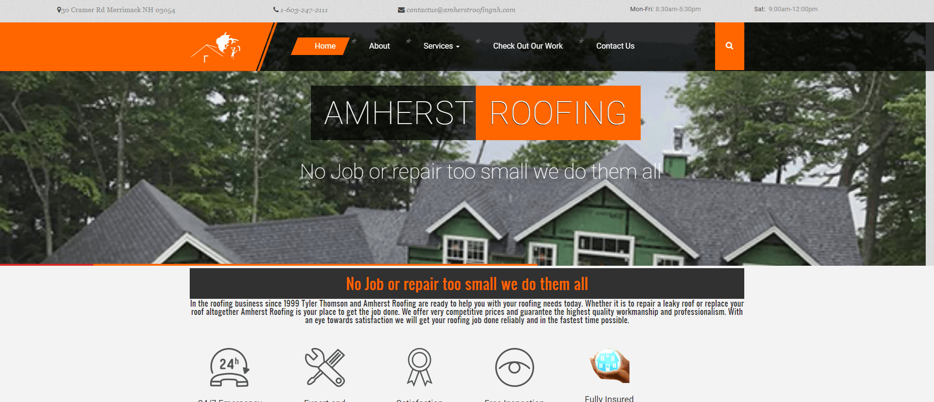 Amherst Roofing