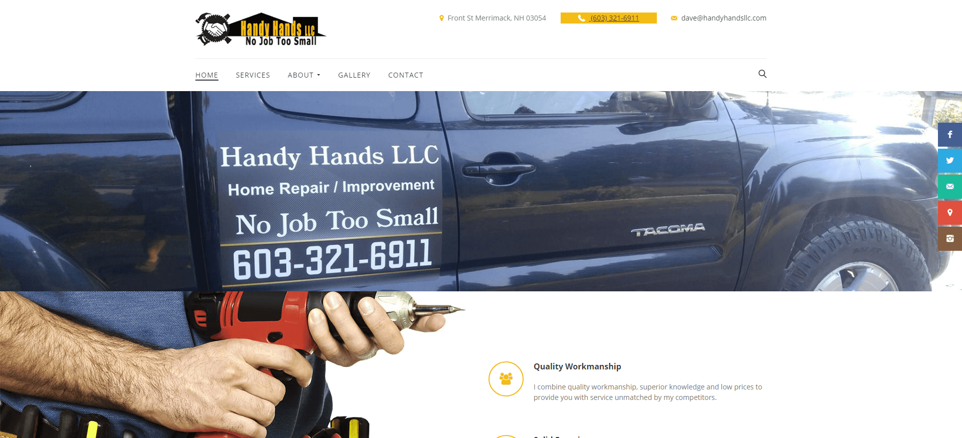 Handy Hands LLC